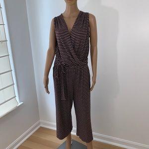 NY & C women women jumpsuit size M